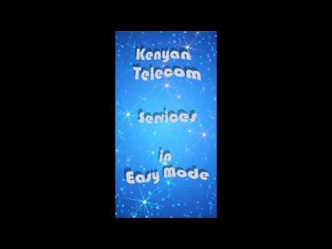 Kenyan Telecom in Easy Mode