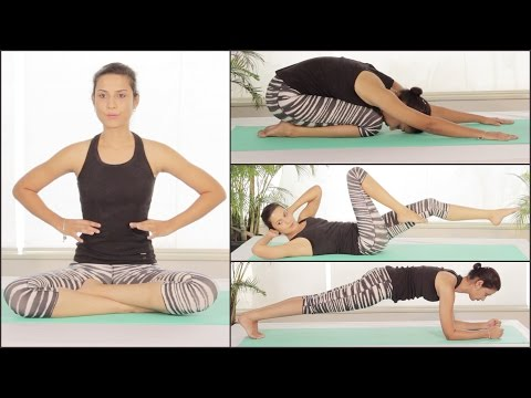PILATES For LOWER BODY & Butt WORKOUT