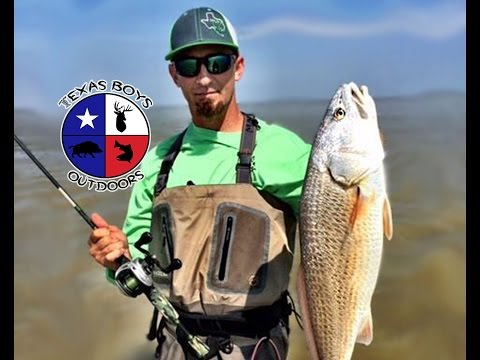 Texas Boys Outdoors - Skinny Water Big Reds - Pursuit Channel