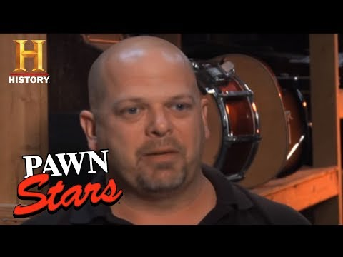 Pawn Stars: No Stolen Goods | History