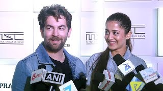 Neil Nitin Mukesh & Wife Rukmini Sahay's FIRST Interview Together In Public