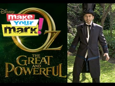 How to:  Steampunk Coat from Oz The Great and Powerful