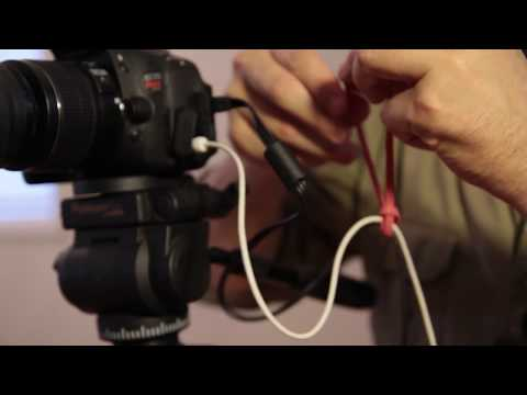 Secure Your Camera Cables! (DIY Camera Cord Holder)