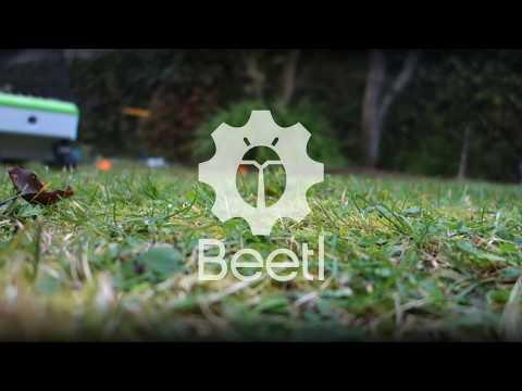 Backyard Robot for Dog Poop Pickup