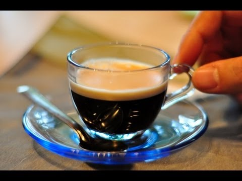 How To Make An Espresso Coffee
