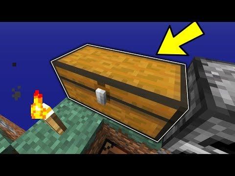 Minecraft SkyBlock cu Gannicus - Episodul 2: Ce se afla in CHEST-ul asta?!