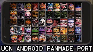 Ultimate Custom Night Android / UCN Android REMASTERED