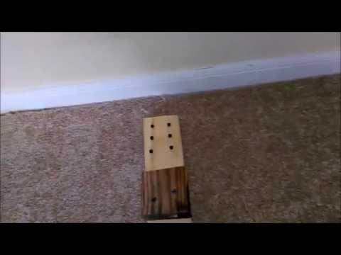 HOW TO STRETCH INSTALL HOME CARPET DIY FOR $1.00