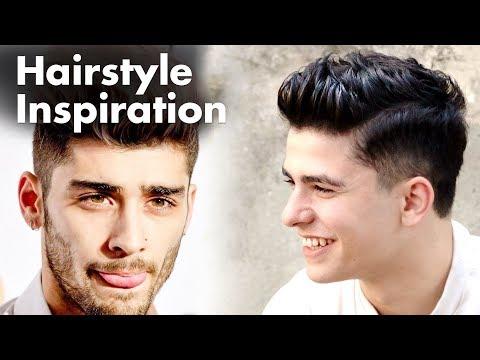 Zayn Malik hairstyle - Mens haircut