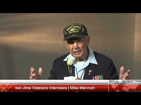 Mike Mervosh | Iwo Jima Veterans Interviews