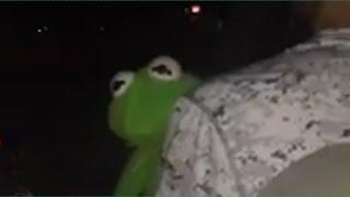 Kermit sings Usher Full Original Video (GOODBYE VINE)