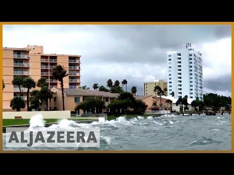 🌪️ Subtropical storm Alberto makes landfall in Florida | Al Jazeera English