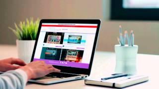 LongSword Web Design Promotional Video #1
