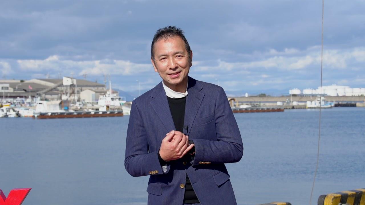日本の食を守るのはあなたの意識|Your attention to protect Japanese food products | Masahiko Kato | TEDxNamba