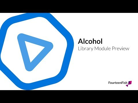 Alcohol - module preview