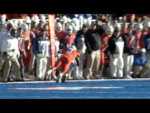 TCU vs. Boise State 2011 Football Highlights