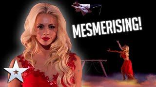 BGT's FIRST EVER female magician is MESMERISING!   Live Shows   BGT Series 9