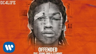 Meek Mill - Offended feat. Young Thug & 21 Savage [Official Audio]