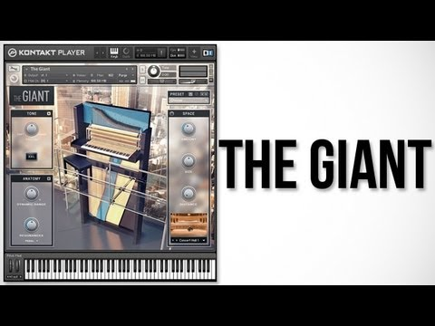 First Impressions and Improv: Native Instruments The Giant