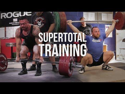 Supertotal Training   JTSstrength.com