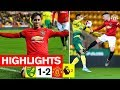 U23 Highlights Norwich 1 2 Manchester United The Academy