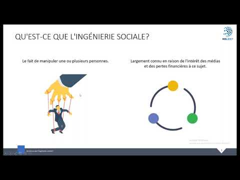 Les fondamentaux de l'ingénierie sociale - SSL247