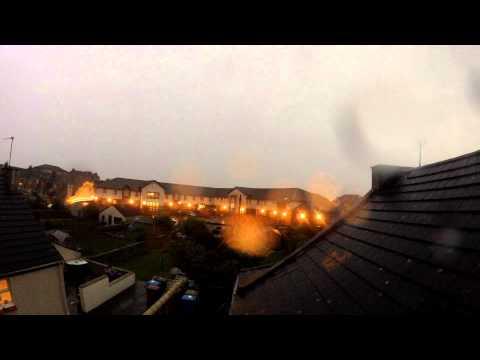 Ayrshire Thunder and Lightning GoPro