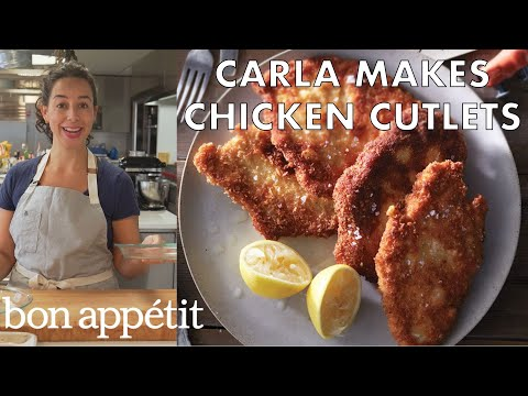 How to Make Perfect Crispy Chicken Cutlets | From the Test Kitchen | Bon Appetit