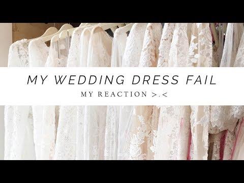 Online Wedding Dress FAIL || Reaction Video