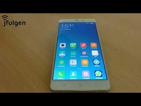 Xiaomi MIUI - Configurar correctamente
