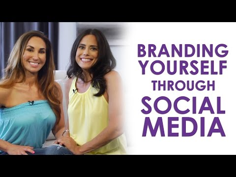 Branding Yourself Through Social Media | Keri Glassman and Natalie Jill