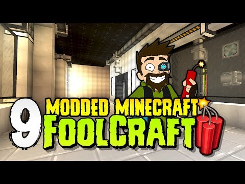 FoolCraft 3 | #9 | INSANE Technology! 😎 | Modded Minecraft 1.12.2
