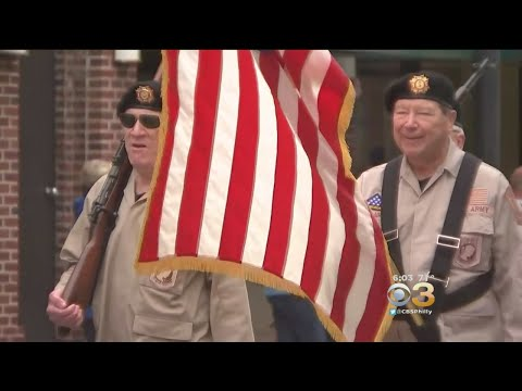 Memorial Day: Vets Gather In Media To Remember Fallen Brothers And Sisters