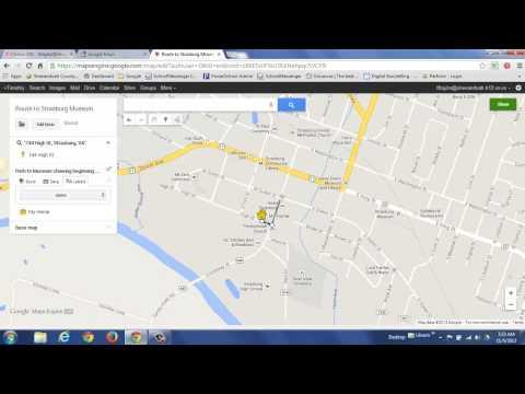 Create a custom map using the new Google Maps