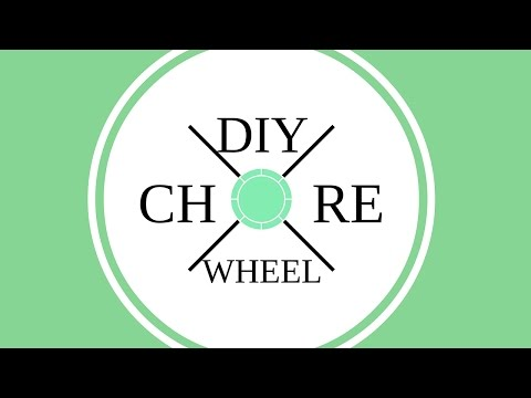 DIY Chore Wheels
