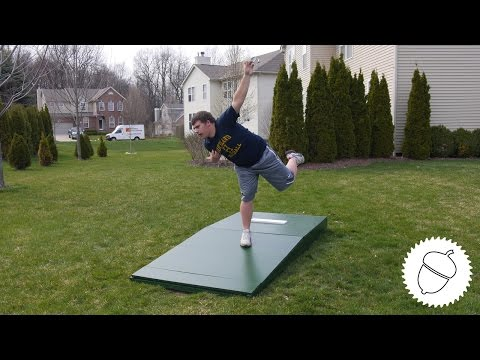 How to Build a Pitching Mound!