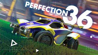 ROCKET LEAGUE PERFECTION 36 | MOST SATISFYING GOALS, FREESTYLE, IMPOSSIBLE SHOTS MONTAGE