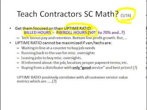 Slide 44: Teach Contractors SC Math?