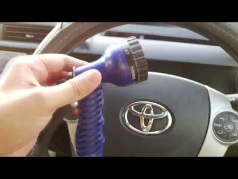 Toyota Aqua Engine Wash Preparation Video in URDU/HINDI
