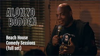 Alonzo Bodden (The Beach House Comedy Sessions Powered By Mobli)