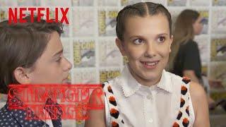 Stranger Things Rewatch | Behind the Scenes: Eleven | Netflix