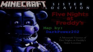 Minecraft FNaF Sister Location