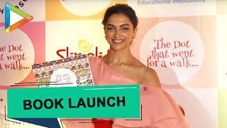 UNCUT: Deepika Padukone @Launch of the book