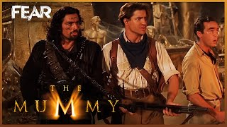 Download Showdown Inside The Pharaoh's Tomb | The Mummy (1999) Video