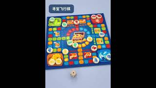 4GL TOI Board Game 20-in-1 Dragon and Treasure Classic Game Chess Thinking Cognitive Board Game