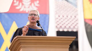 2019 Stanford Commencement address by Tim Cook