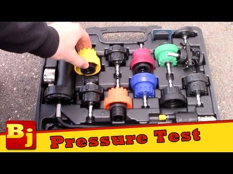 How To Pressure Test Your Radiator