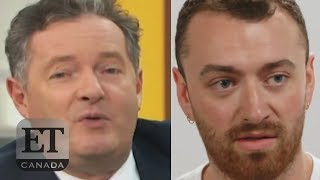 Piers Morgan Mocks Sam Smith's Non-Binary Reveal