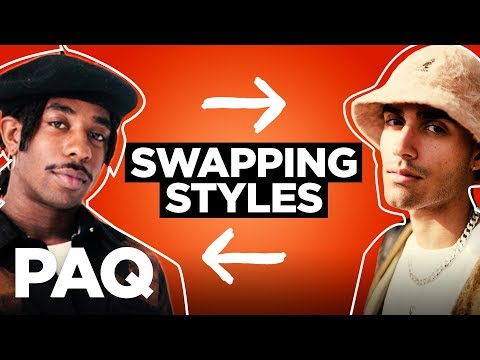 We Swapped Styles and Dressed Like Each Other | PAQ EP #21 | A Show about Streetwear