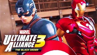 Download Marvel Ultimate Alliance 3: The Black Order - Official Launch Trailer Video